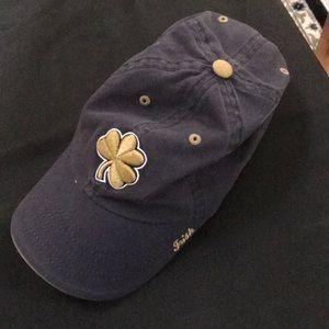 Univ of Norte Dame Adjustable Hat